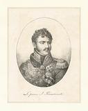 Le prince Poniatowski