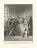 The Oath at Valley Forge