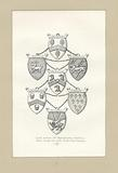 Coat-armor of Philadelphia families, from seals &c in the Penna, Hist, Society