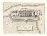A View of Niagara Fort taken by Sir William Johnson