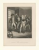 General Lee taken prisoner
