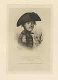 Brig, Gen Barry St Leger Lieutenant Colonel of the 34th Foot