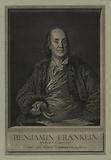 Benjamin Franklin, né à Boston le 17 Janvier 1706