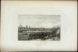 London Bridge, from Bankside, as seen in Sept, R1826