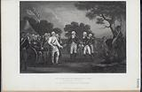 The surrender of Burgoyne's army at Saratoga, October 17, 1777