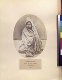 Runneea Jatnee, girl of Jat tribe, Allyghur