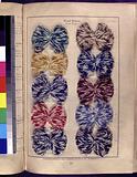 Wool prints (yarn prints)
