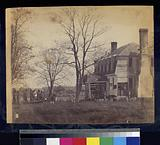 Moore house near Yorktown where Cornwallis signed the Capitulation