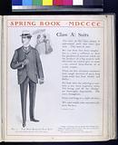 Class A: suits, The new Bowdoin sack suit