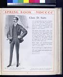 Class D: suits, The new Rugby sack suit