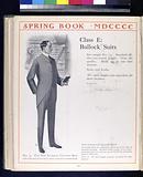 Class E: bullock suits, The new Salisbury cutaway suit