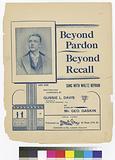 Beyond pardon, beyond recall