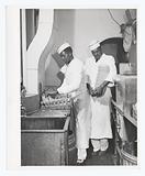 Negro bus-boy dishwashers, Investment Pharmacy, Washington, DC, July 1941