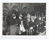 The bar at Palm Tavern, Negro restaurant on 47th Street, Chicago, Illinois, April 1941