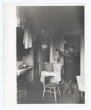 Kitchen of apartment occupied by Negroes, South Side of Chicago, Illinois, April 1941
