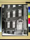 Doorway – Tredwell House (Old Merchant's House), 29 East 4th Street, Manhattan