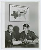 Constance Daniel and Jerome Robinson, Farm Security Administration, Sept, 1941