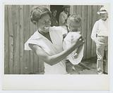 Wife and children of a Negro tenant farmer, Tupelo, Miss, August 1935