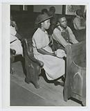 At a meeting of Negro FSA borrowers in a church near Woodville, Greene County, Georgia, May 1941