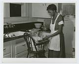 Negro domestic servant, Atlanta, Georgia, May 1939