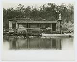 Fisherman's home along the Bayou near Akers, La, October 1938