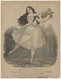 Madame Lecompte, Principal danseuse at the Theatres Royal Paris, London, St Petersburg in the character of the abbess, …