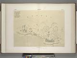 Abydos, Plan topographique des ruines