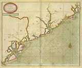 A large draft of SOUTH CAROLINA from cape Roman to Port Royall