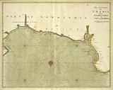 The sea-coast of FRANCE from Havre de Grace to Cape de Barfleur