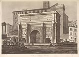 Arch of Septimus Severus, – text