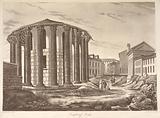 Temple of Vesta, – text