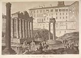 The Forum from the pillar of Phocus, – text