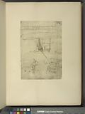 Dessins orignaux de Léonard de Vinci, relatifs à ses études sur le vol artificiel