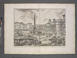 View of the Piazza della Rotonda