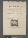 Opera Varie [1750]