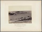 Panorama of the town, North Island, Chincha Islands, Showing Slaughter-House Point, with part of Small Pier