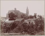 The old monastery at Cuernavaca