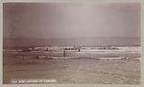 Surf bathing at Tampico