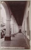 Corridor in Hospicio at Guadalajara