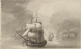 12th June 1776, Sailing from Halifax to N York