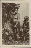 A Fiji maid