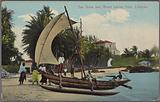 Sea shore near Mount Lavinia Hotel, Colombo