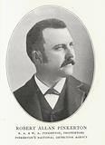 Robert Allan Pinkerton, RA & WA Pinkerton proprietors
