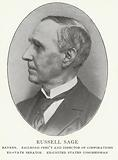 Russell Sage, banker