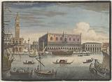 The Piazzetta and the Doge's Palace, Venice