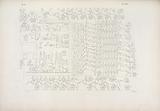Assalto di una cittadella, campo e tende di Ramses III [Ramses II], vasto soggetto rappresentato sui due baluardi che …