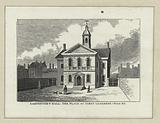 Carpenter's Hall, the place of the first Congress