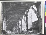 Under Riverside Drive Viaduct, 125th Street at 12th Avenue, Manhattan
