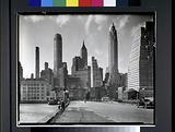 Manhattan Skyline: I South Street and Jones Lane, Manhattan