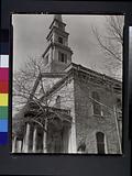 St Mark's Church, East 10th Street and Second Avenue, Manhattan